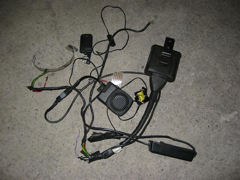 alarme moto flashpoint